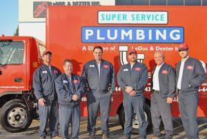 Super Service Plumbing Team