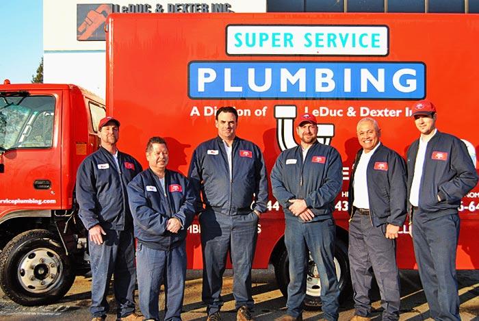 Super Service Plumbing Company in Santa Rosa