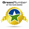 Green Plumber  of the Year Award