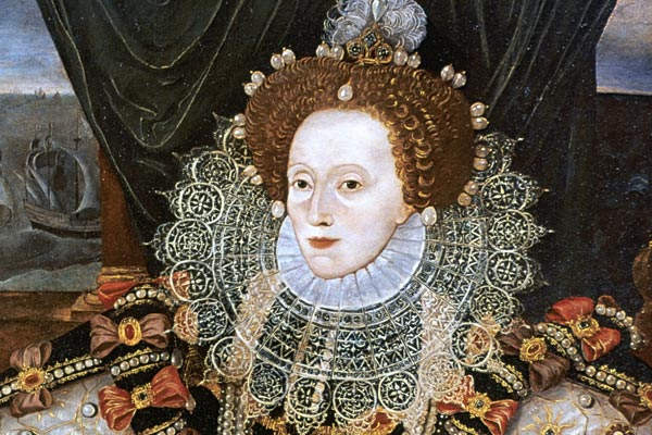 First to use flushable toilet, Queen Elizabeth I