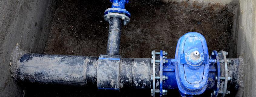 home water shut off valve